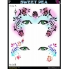 Airbrush Template-Sweet Pea